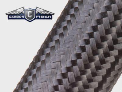 Gaine Tressée en fibre de Carbone